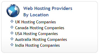 Web Hosting by Location